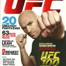 UFC MAGAZINE Ultimate Fighting Championship 2009 PREMIERE ISSUE Dana White NEW!