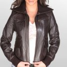 NWT Women's Leather Jacket Style 26F