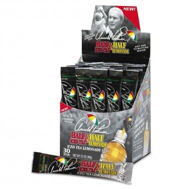 2 x Arizona Arnold Palmer Half & Half Iced Tea, Lemonade Powder Stix (30 Packets)