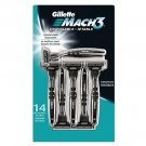 Gillette MACH3 Disposable Razor (14 ct.)