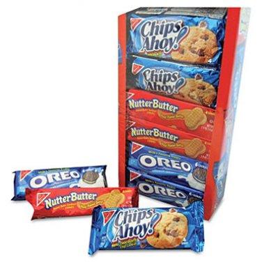 Nabisco Cookies, Variety Pack (1 3/4 oz. pks., 12 pks.)
