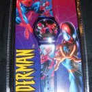 Spiderman Marvel Kids Childs Watch Wristwatch NIP