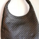 Pocketbook Purse Handbag Woven PVC Sling NWT