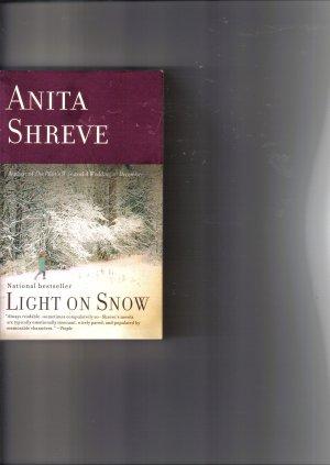 Light On Snow by Anita Shreve Paperback