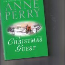 A Christmas Guest by Anne Perry Hardback