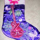 Christmas Stocking Hannah Montana Musical NWT