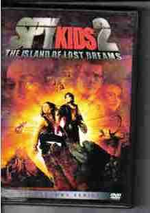 Spy Kids 2 The Island Of Lost Dreams Collector's Series