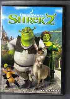 Shrek 2 Far Far Away Full Screen DVD