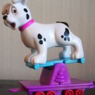 McDonalds 101 Dalmatians Dog Train