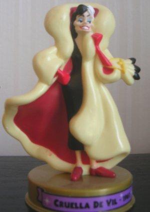 McDonalds 100 Years of Magic Walt Disney Cruella De Vil