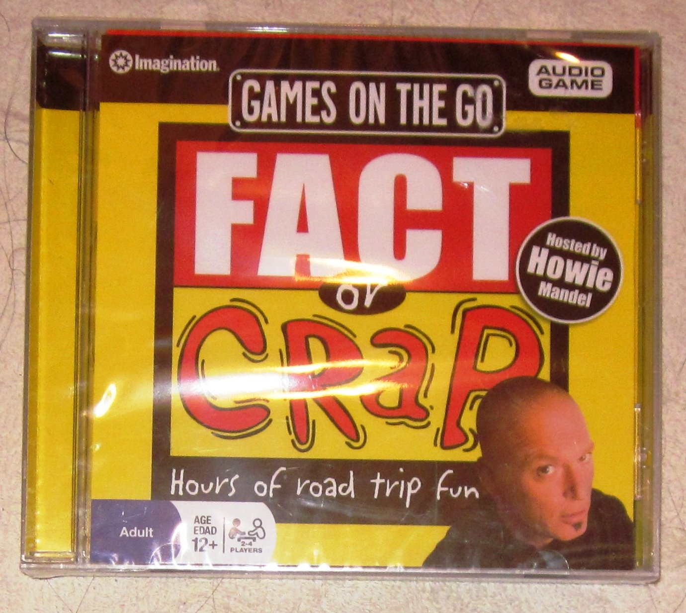 Fact or Crap Audio Games on the Go