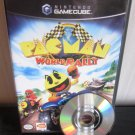 Pacman World Rally Gamecube Game