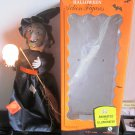 Animated and Illuminated Halloween Witch Original Little People by Rennoc