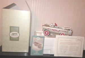 Hallmark Kiddie Car Classics 1961 Murray Circus Car QHG9014