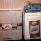 Hallmark Kiddie Car Classics 1932 Keystone Coast to Coast Bus L.E. Low Number MINT