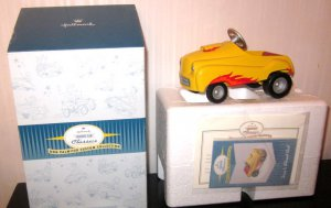 Hallmark Kiddie Car Classics Don's Street Rod QHG7102 MINT