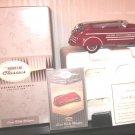 Hallmark Kiddie Car Classics 1940 Garton Aero Flite Wagon LE QHG6305 MINT