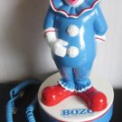 Vintage Bozo the Clown telephone