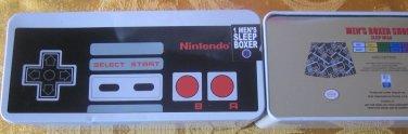 Nintendo Controller Tin Bank Men's Boxers