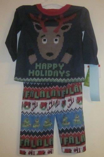 2 piece sleepwear  Christmas Pjs 18 months