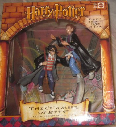 Harry Potter Harry Potter Classic Scenes Collection, one in a series of 3, The Chamber of Keys