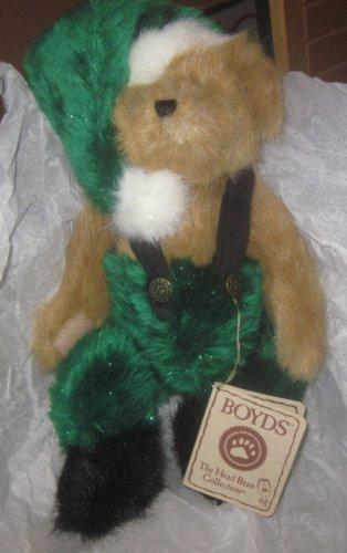 NWT Boyds Bears Elf Ernie