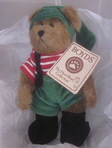 NWT Boyds Bears Edmund elf