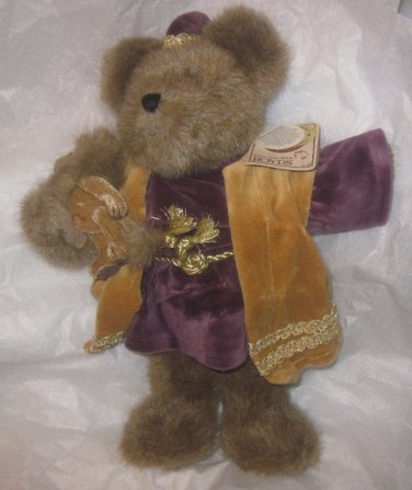 NWT Boyds Bears Daniel Sight and Sound Exclusive