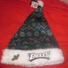Philadelphia Eagles Santa Hat Forever Collectibles
