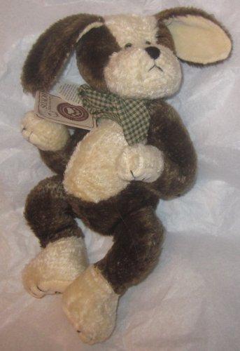 Boyds Bears Plush Bowser Barksalot Puppy Dog