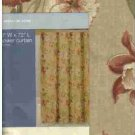 NIP Essential Home Fabric Shower Curtain Ella