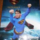 Superman Returns Official Movie Book The Movie Storybook NEW