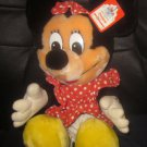 NWT Vintage Disneyland Minnie Mouse Plush