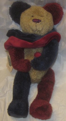 NWT Boyds Bears Plush Mr. Bojingles