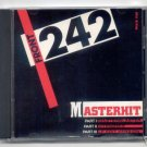 FRONT 242 - MASTERHIT - 1989 CD SINGLE wax trax