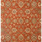 VO-1151 Traditional Floral Tuscan European Hand-Tuffted Rug 5 x 8