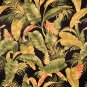 4PC Tropical Island Palms La Selva QUEEN Comforter CSQ3050