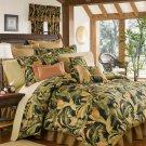 Tropical Island Palms La Selva Twin DUVET Bedding DVT3050