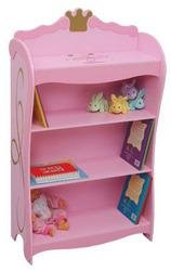 Princess Toddler Bookcase