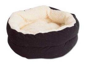 Puffy Kitty Nest Assorted Solids 15""