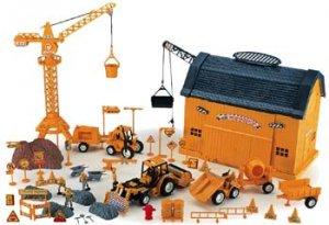 Carry-Along Construction Site