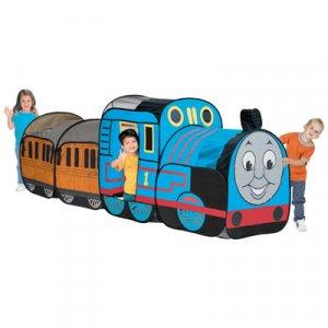 Thomas the Tank and Friends Train Tent, Provide Crawl-Around Fun!
