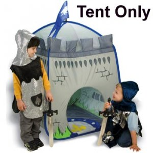 Castle Pop-Up Tent