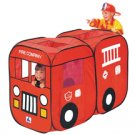 Big Red Fire Engine Play Tent