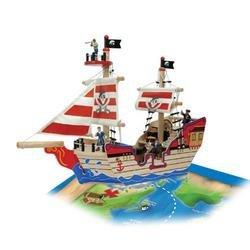 Pirate Ship Activity Set