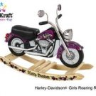 Kidkraft Harley Davidson Girls Roaring Rocker