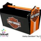 Kidkraft Harley Davidson Legends Toy Caddy