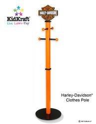 Kidkraft Harley Davidson Legends Clothespole