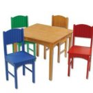 KidKraft Nantucket Table and 4 Chair Set