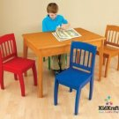 KidKraft Euro Table and Four Chairs